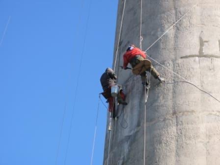 Требования к обучению промышленных альпинистов